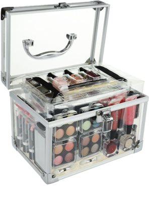 Makeup Trading Schmink Set Transparent Kosmetik-Set  I. 3