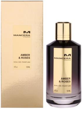 Mancera Amber & Roses парфумована вода унісекс