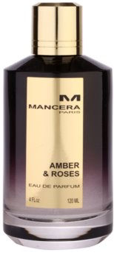 Mancera Amber & Roses woda perfumowana unisex 1