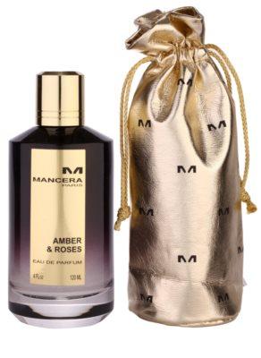 Mancera Amber & Roses Eau de Parfum unisex 3