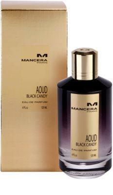 Mancera Aoud Black Candy парфумована вода унісекс 1
