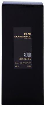 Mancera Aoud Blue Notes Eau de Parfum unisex 5