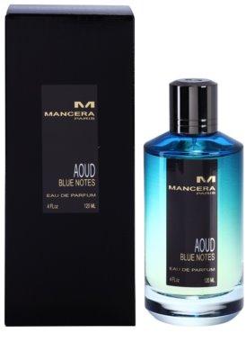 Mancera Aoud Blue Notes Eau de Parfum unissexo