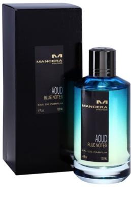 Mancera Aoud Blue Notes Eau de Parfum unisex 1