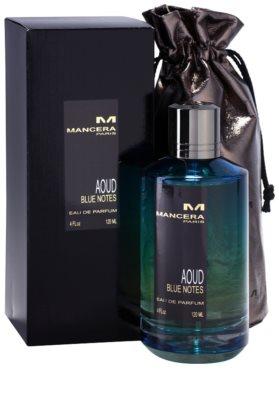 Mancera Aoud Blue Notes Eau de Parfum unisex 2