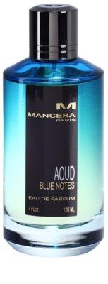 Mancera Aoud Blue Notes Eau de Parfum unisex 3