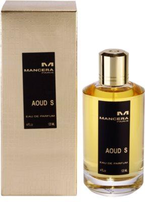 Mancera Aoud S Eau de Parfum für Damen
