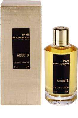 Mancera Aoud S parfumska voda za ženske