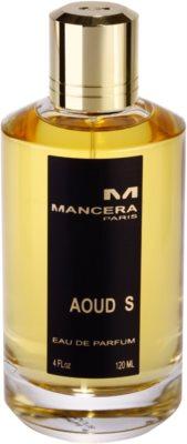 Mancera Aoud S Eau de Parfum für Damen 2