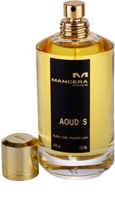 Mancera Aoud S Eau de Parfum für Damen 3