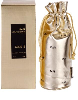 Mancera Aoud S Eau de Parfum für Damen 4