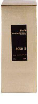 Mancera Aoud S Eau de Parfum für Damen 5