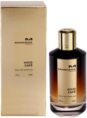 Mancera Aoud Café parfémovaná voda unisex