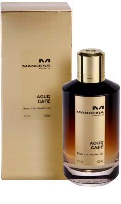 Mancera Aoud Café Eau de Parfum unisex 1