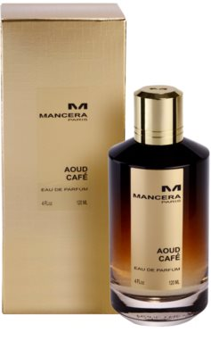 Mancera Aoud Café woda perfumowana unisex 1