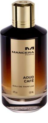 Mancera Aoud Café Eau de Parfum unisex 2