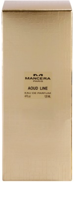Mancera Aoud Line woda perfumowana unisex 5