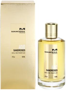 Mancera Aoud Sandroses parfémovaná voda unisex