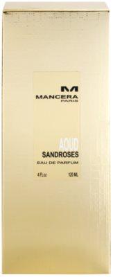 Mancera Aoud Sandroses Eau de Parfum unisex 5