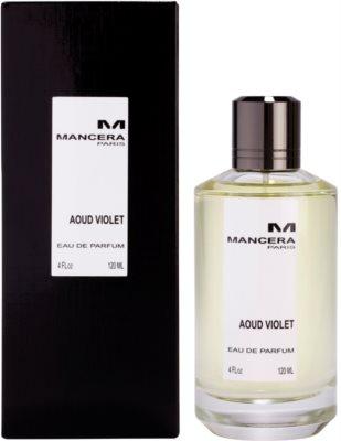 Mancera Aoud Violet Eau de Parfum für Damen