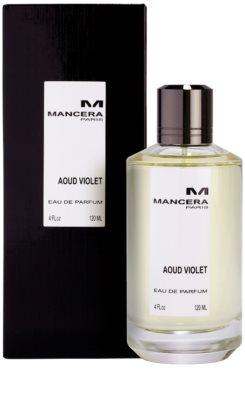 Mancera Aoud Violet Eau de Parfum für Damen 1