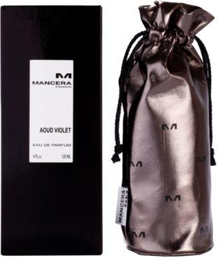 Mancera Aoud Violet eau de parfum nőknek 4