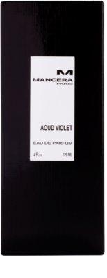 Mancera Aoud Violet Eau de Parfum für Damen 5