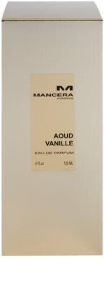 Mancera Dark Desire Aoud Vanille Eau de Parfum unissexo 5