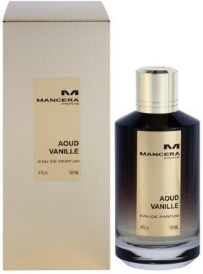 Mancera Dark Desire Aoud Vanille Eau de Parfum unissexo