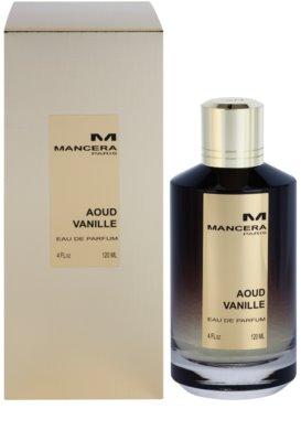 Mancera Dark Desire Aoud Vanille parfémovaná voda unisex