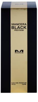 Mancera Intense Black Black Prestigium eau de parfum unisex 5