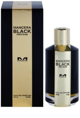 Mancera Intense Black Black Prestigium Eau de Parfum unissexo