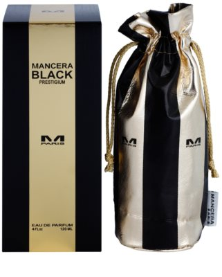 Mancera Intense Black Black Prestigium eau de parfum unisex 2