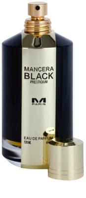Mancera Intense Black Black Prestigium eau de parfum unisex 4