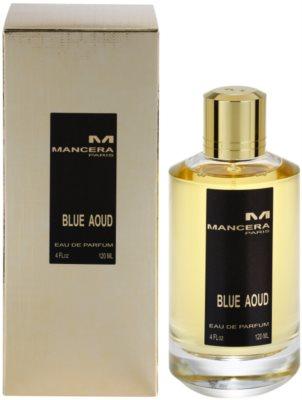 Mancera Blue Aoud Eau de Parfum unissexo