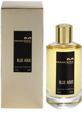 Mancera Blue Aoud парфумована вода унісекс