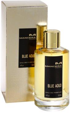 Mancera Blue Aoud Eau de Parfum unissexo 1