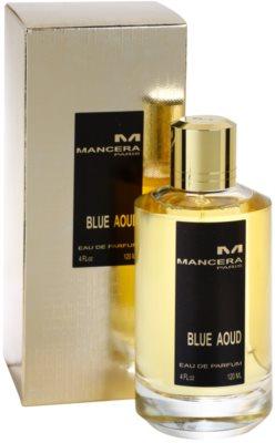 Mancera Blue Aoud парфумована вода унісекс 1