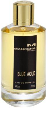Mancera Blue Aoud парфумована вода унісекс 2