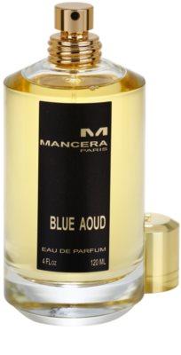 Mancera Blue Aoud Eau de Parfum unissexo 3