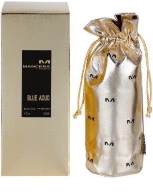 Mancera Blue Aoud Eau de Parfum unissexo 4