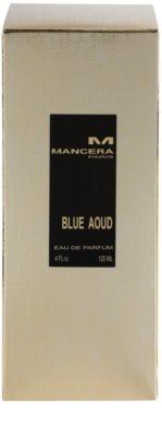 Mancera Blue Aoud парфумована вода унісекс 5