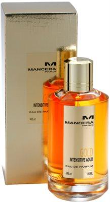Mancera Gold Intensive Aoud parfémovaná voda unisex 1