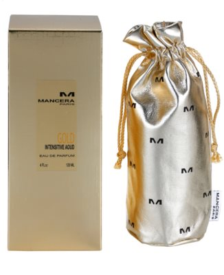 Mancera Gold Intensive Aoud parfémovaná voda unisex 4