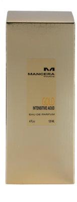 Mancera Gold Intensive Aoud parfémovaná voda unisex 5