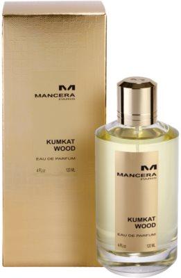 Mancera Kumkat Wood Eau de Parfum unissexo 1