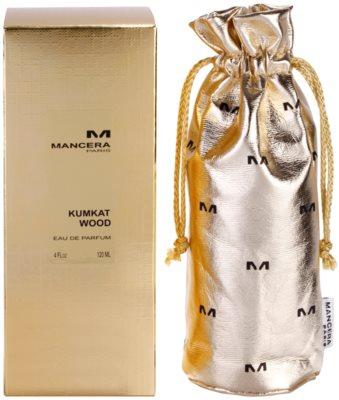 Mancera Kumkat Wood Eau de Parfum unissexo 4
