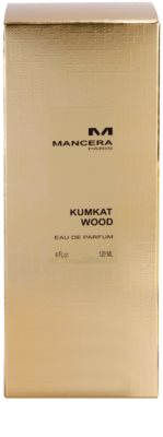 Mancera Kumkat Wood Eau de Parfum unissexo 5