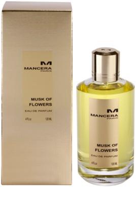 Mancera Musk of Flowers Eau de Parfum para mulheres