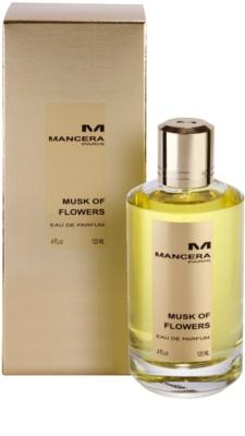 Mancera Musk of Flowers Eau De Parfum pentru femei 1